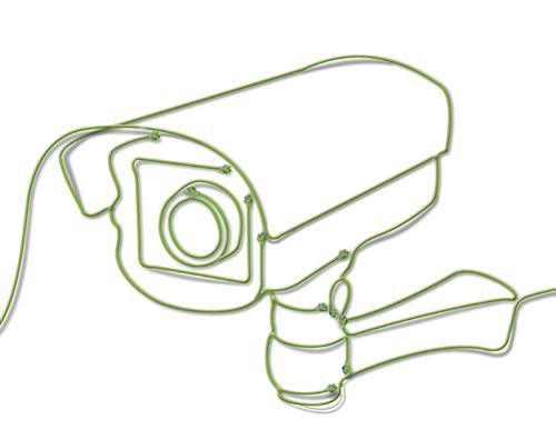 moderne buder 2017, elektro-buder videoüberwachung   videoüberwachung, Design ideen